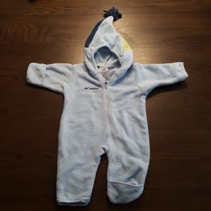 💙❄ Columbia Sky Blue Baby Snow Suit ❄💙